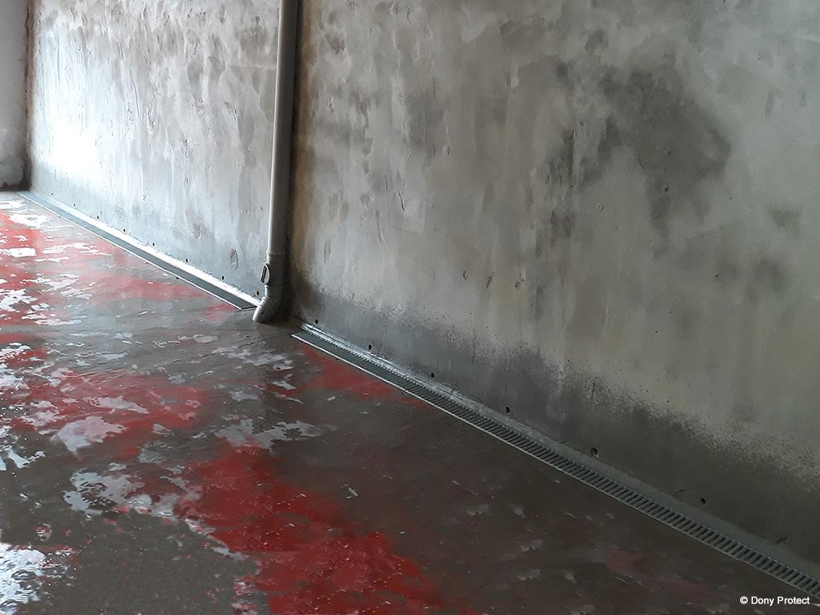 Devis Traitement Humidité  Albi → Coût : Entreprise, diagnostic remontées capillaires murs